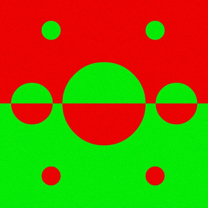 Horizon Circles #3 - Psithes Art