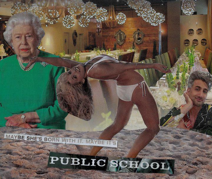 It's Public School - Say it in a Stanza