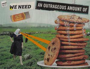 next, we need pancakes