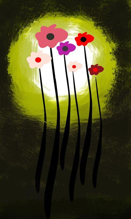 Simple Flowers - Faisal Abdullah