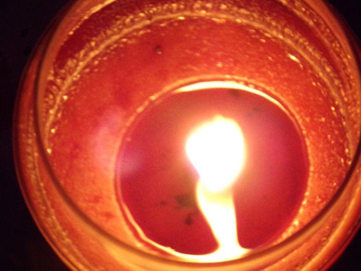 Candle Light - Anthony Wilks