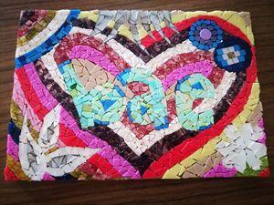 """Mosaic """"Bae"""""""