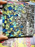 Mosaic coaster