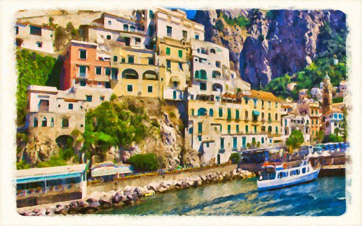 Amalfi Coast - Lanjee