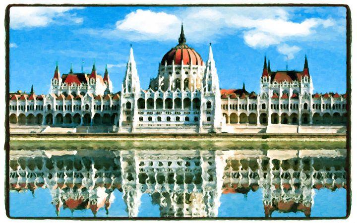 Parliament of Budapest - Lanjee