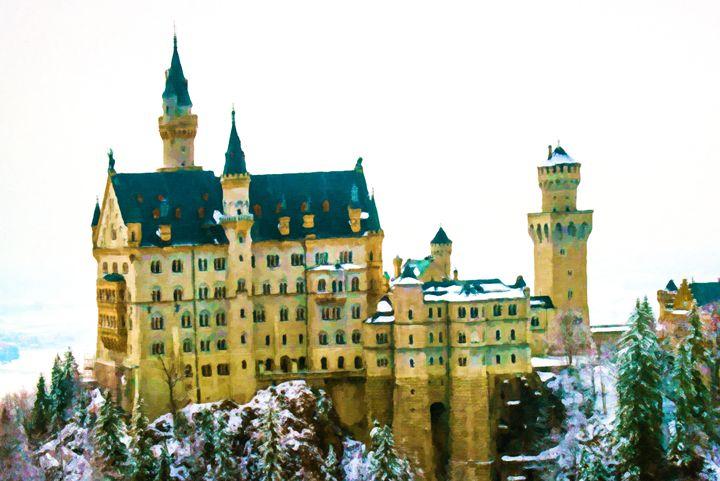 Neuschwanstein Castle - Lanjee