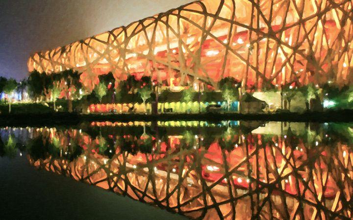Beijing National Stadium - Lanjee