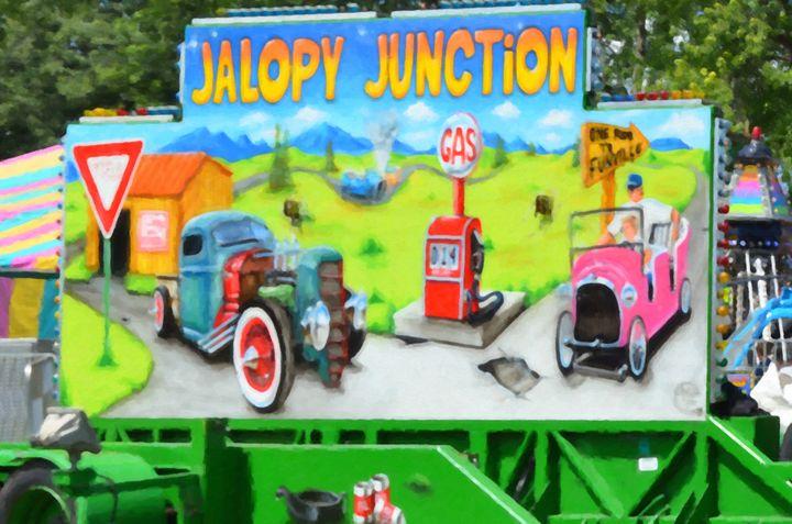 Jalopy Junction 3 - Lanjee