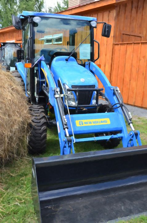 New Holland Workmaster 75 Tractor  2 - Lanjee