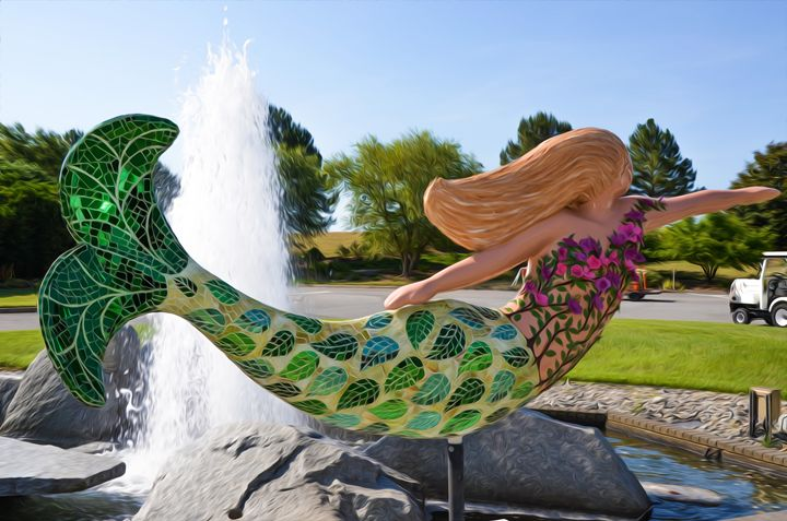 A Mermaid 1 - Lanjee