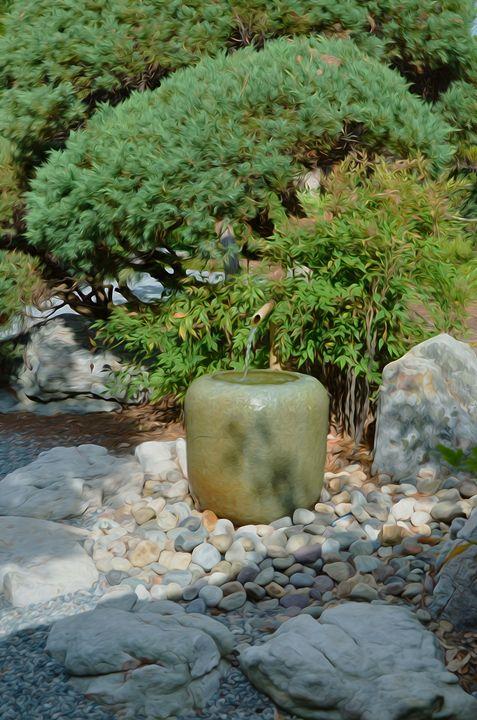 Japanese garden 7 - Lanjee