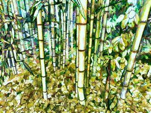 Bamboo tree - Lanjee