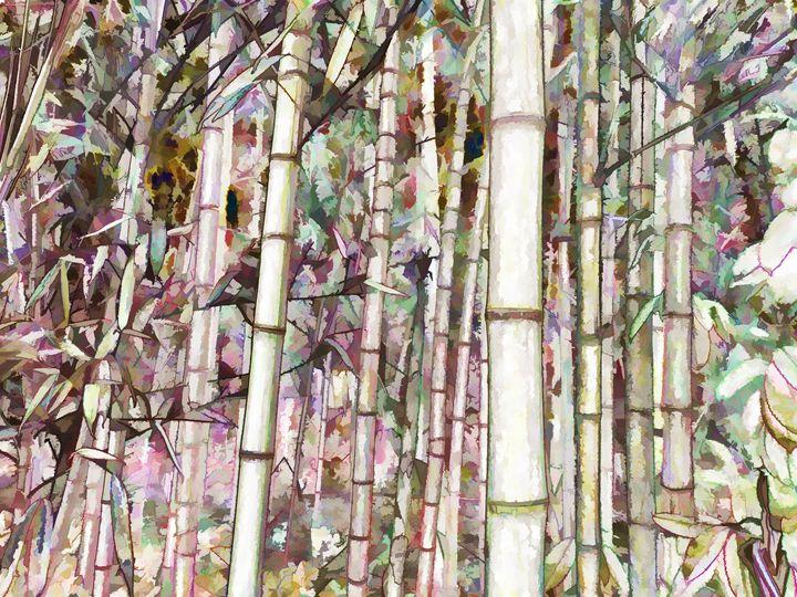Zen bamboo forest - Lanjee