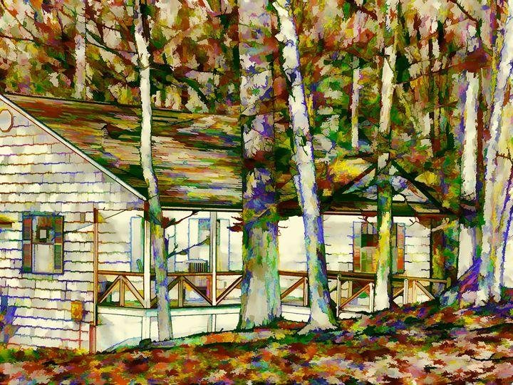 Autumn splendor colors - Lanjee