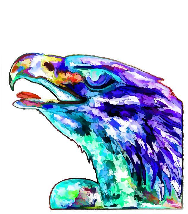 golden eagle - Lanjee