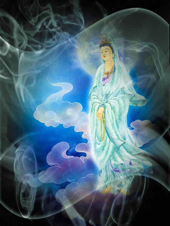 Tranquility Enabling Kuan Yin - Lanjee