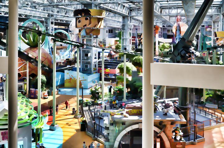 Mall of America - Lanjee