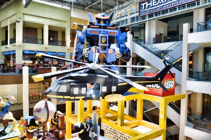 Lego store display - Lanjee