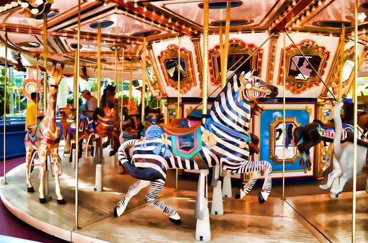 MOA Carousel - Lanjee