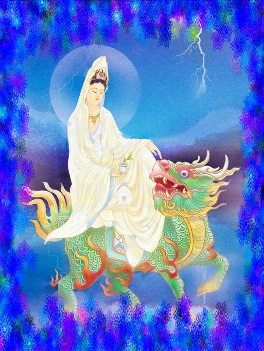 Chi Lin Kuan Yin - Lanjee