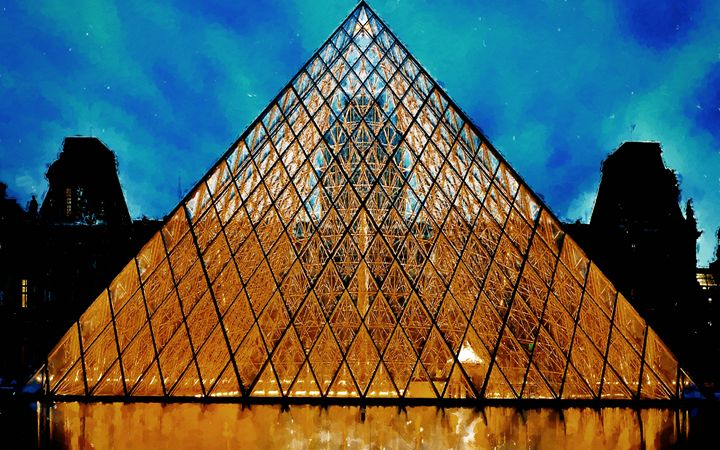 Louvre Museum - Lanjee