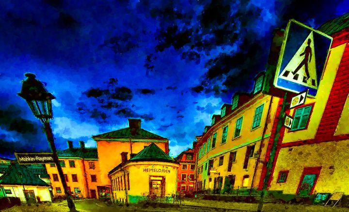 Uppsala - Lanjee
