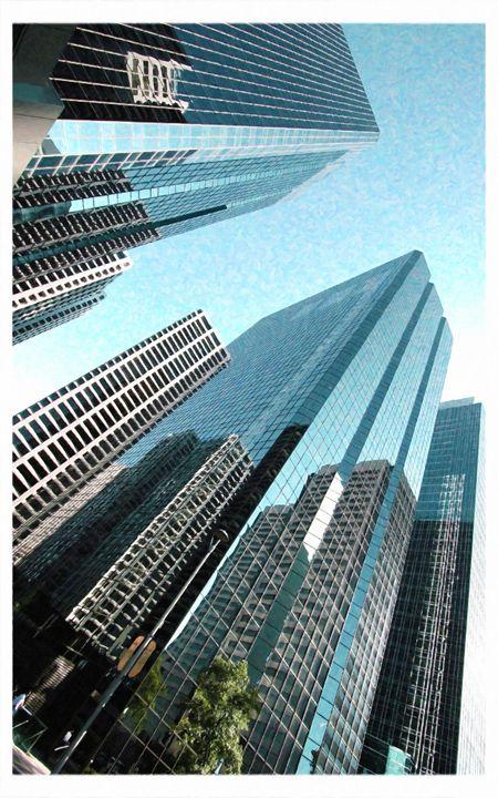 New York City buildings - Lanjee