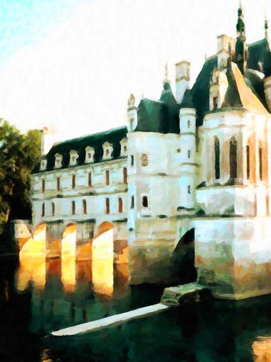 Chateau de Chenonceau - Lanjee