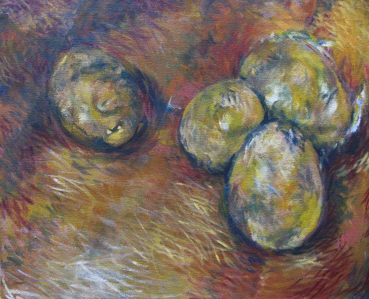 Potatoes - tmk egocoro