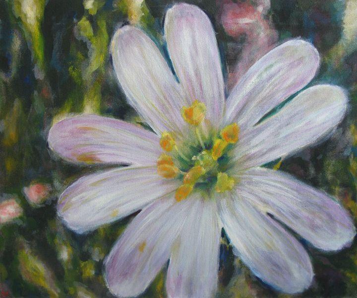 Mountain flower - tmk egocoro