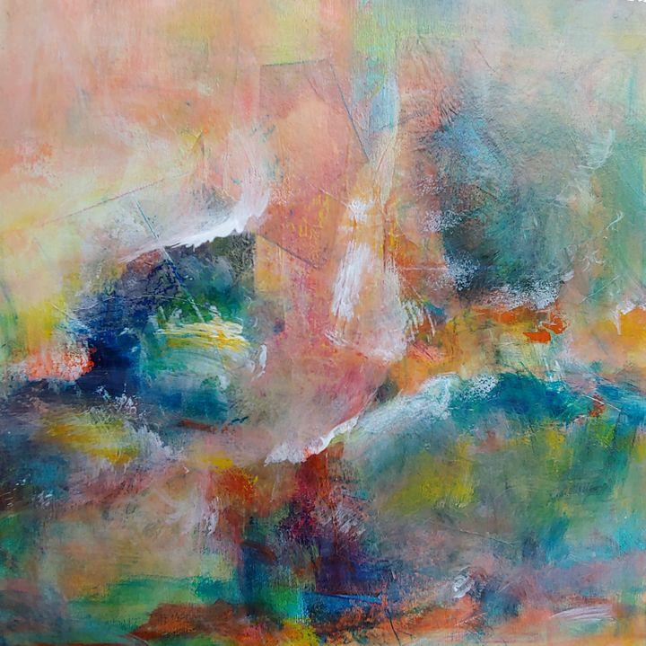 Inferno - Rose Cofield Art