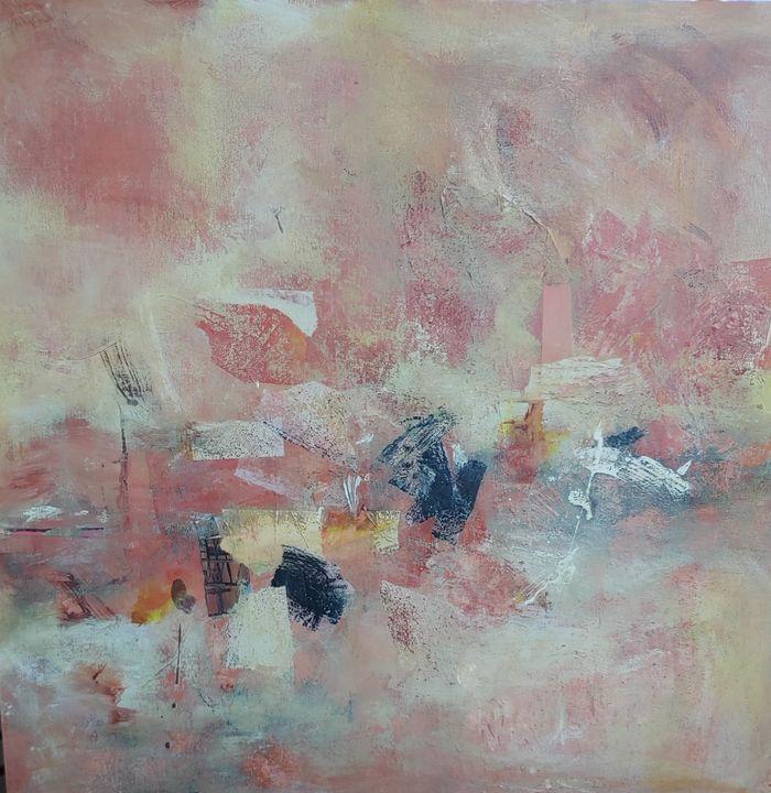 Windy Day - Rose Cofield Art