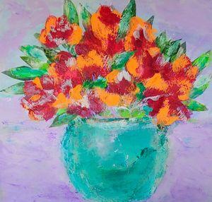Summer Bouquet - Rose Cofield Art