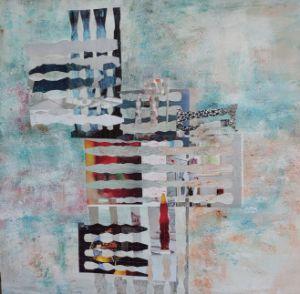 Left at Albuquerque - Rose Cofield Art