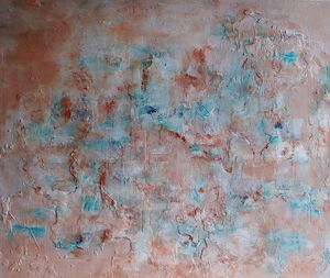 Ancient Wall - Rose Cofield Art