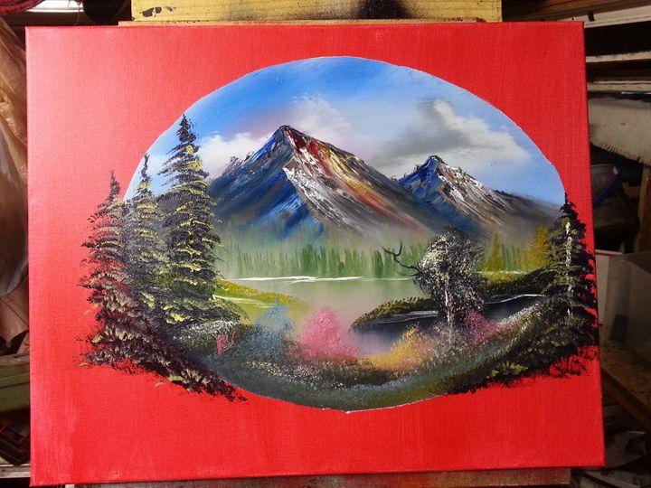 Grand Majestic - landscape arts