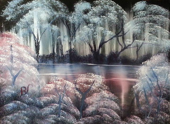 Dream View - landscape arts