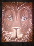 Majestic king Original painting