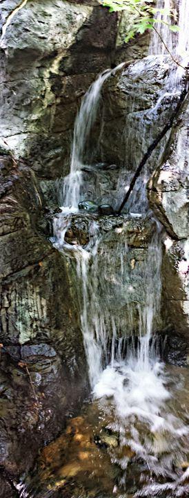 Small Waterfall - JLS Arts