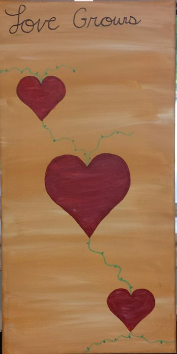 Love Grows - JLS Arts