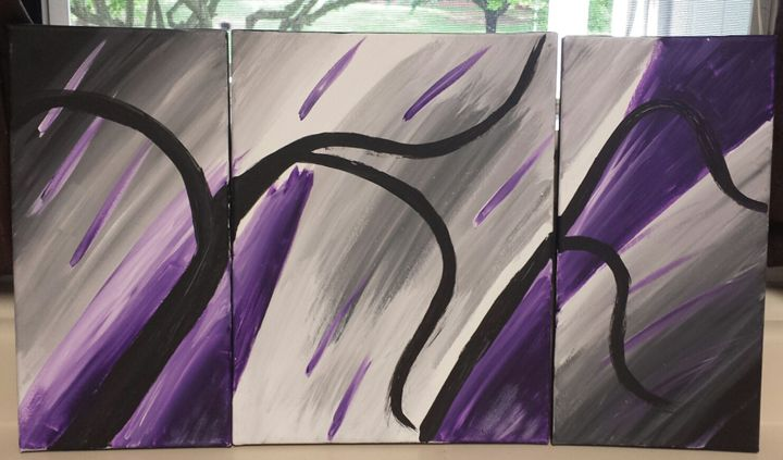 Purple Rain - JLS Arts