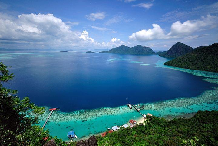 semporna Sabah beautiful - Ariana2u