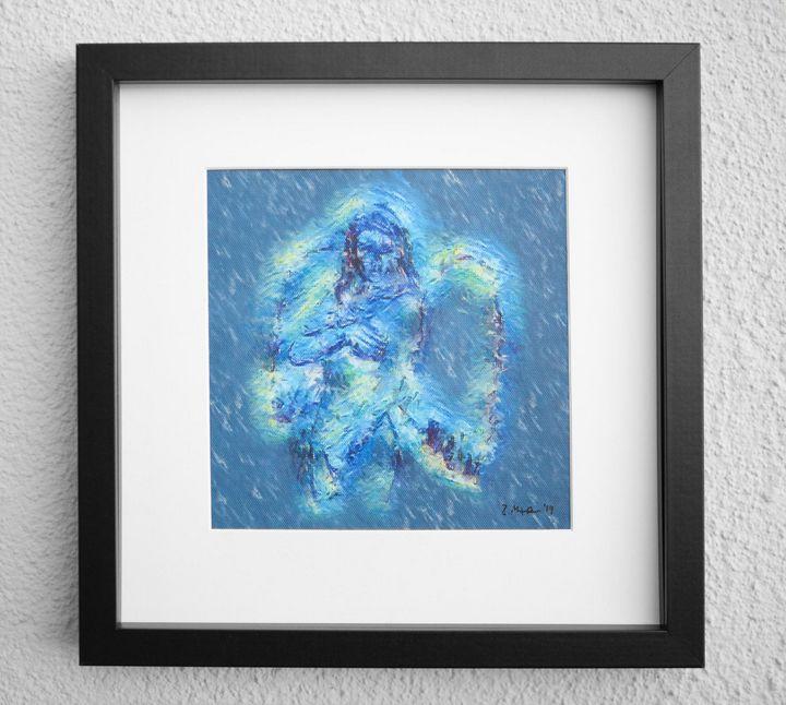 Blue Angel, Original - RPMartworks