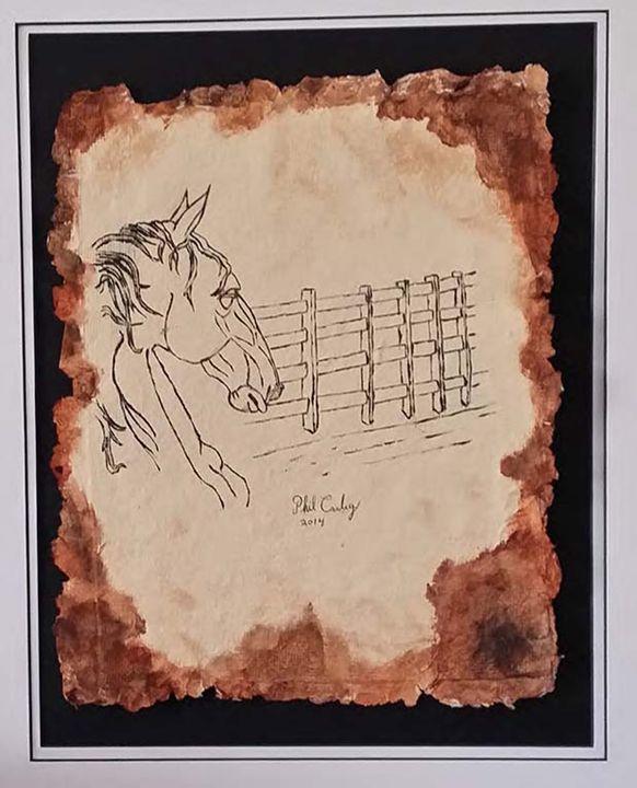 Horse - Carley Studios