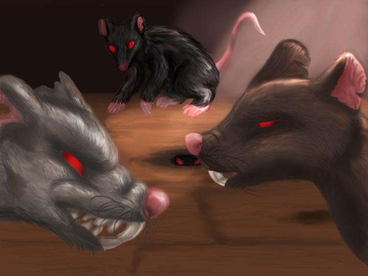 Rat Horde - Fantastical