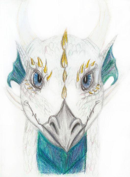 Magicque's Portrait - Fantastical