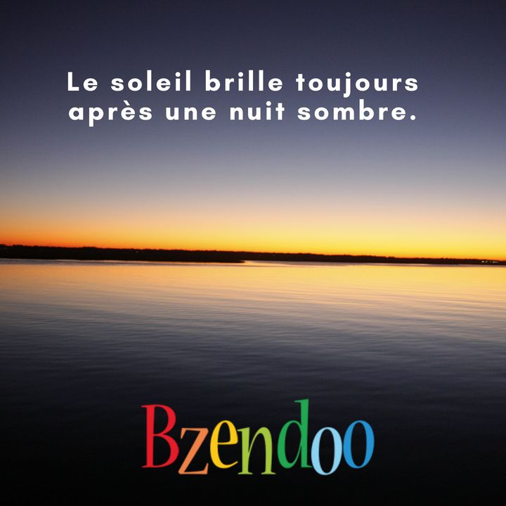 Citation du jour - Bzendoo