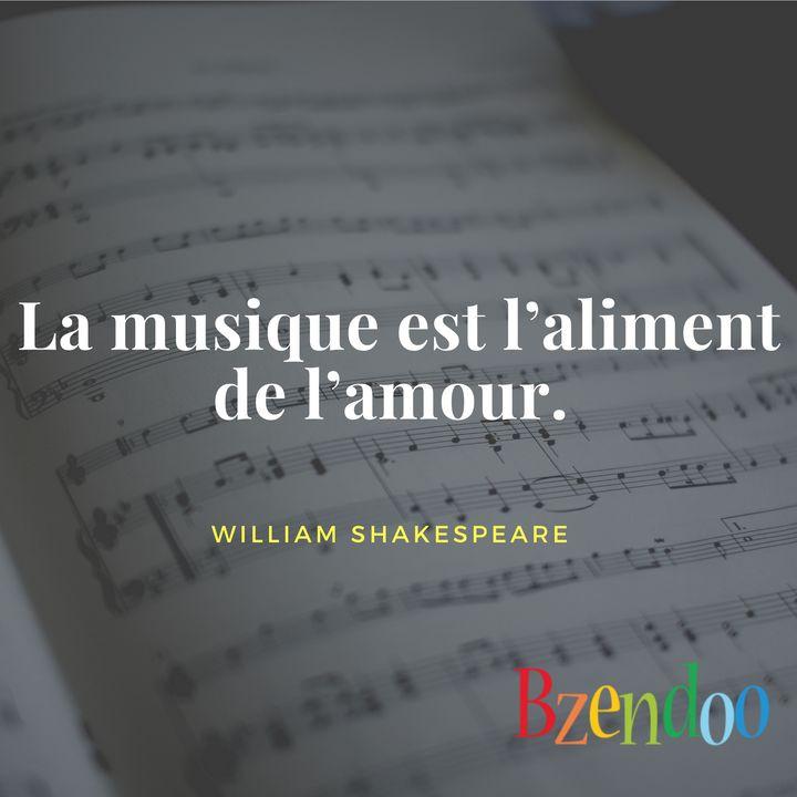 Citation du Shakespeare - Bzendoo