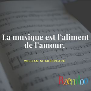 Citation du Shakespeare