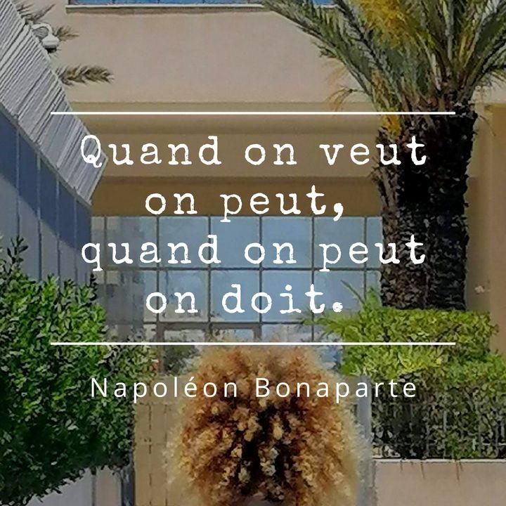 Citation de Napoléon - Bzendoo